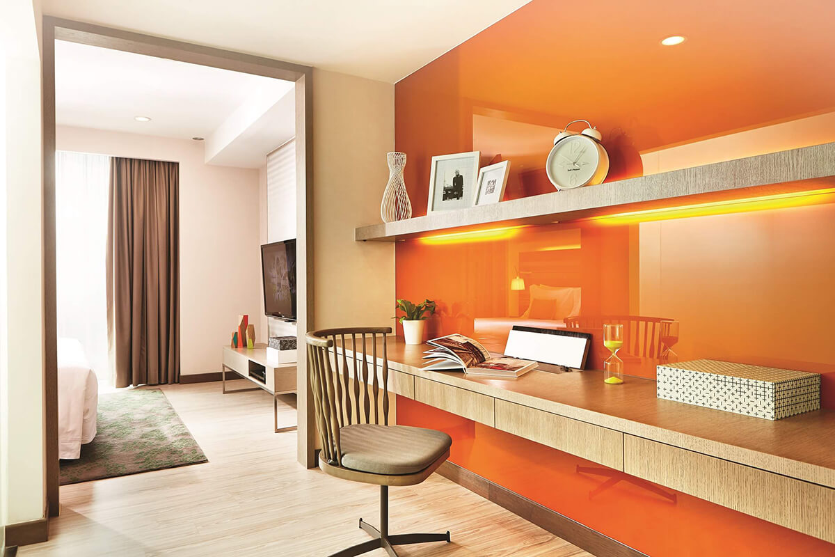 invito hotel in bangsar south residence Studio Deluxe