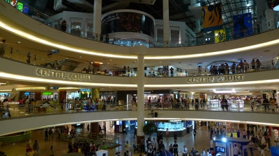 Mid Valley Megamall is near hotel in bangsar south kuala lumpur