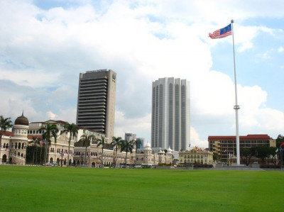 Independence Square is near hotel in bangsar south kuala lumpur